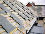 Tiling and slating